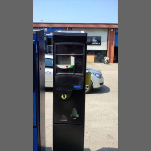 Parkeon Strada Solar Inapart Pay And Display Parking