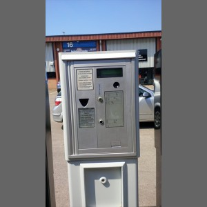 Cale Mp104 Solar Inapart Pay And Display Parking